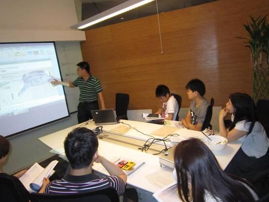 rcc助汉斯格雅在肇勋设计公司举办产品技术交流会
