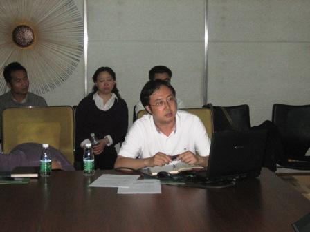 深圳市建筑设计研究总院第二设计院领导