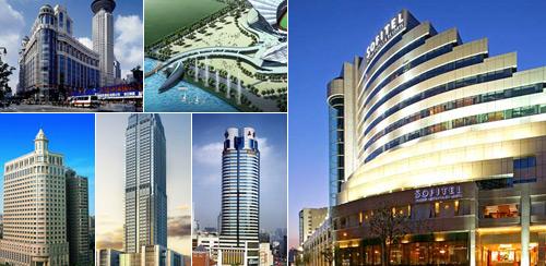 上海现代建筑设计(集团)有限公司作品展示