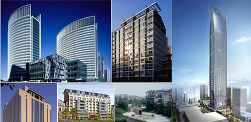 中国建筑设计研究院作品展示